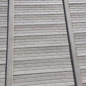 Plain Brick Vibracrete Wall