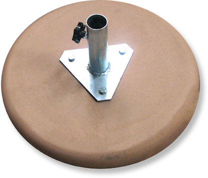 T23 Umbrella Base Round
