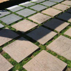 Riven 450 Paver Installation