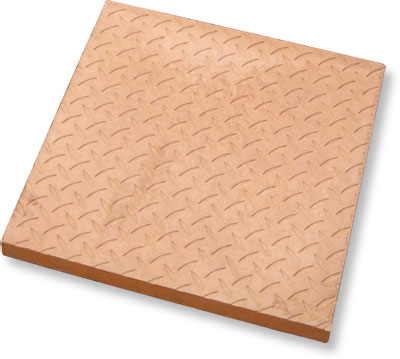 P01-P03 Checkerplate Paver