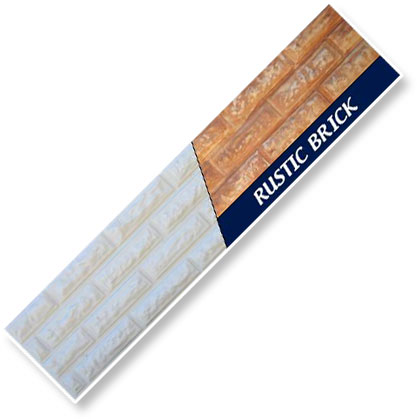 Rustic Brick Vibracrete Slab