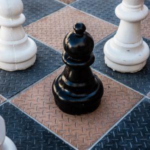 Checker Plate Pavers