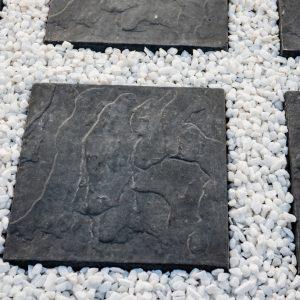 Charcoal Riven Paver (Lava)