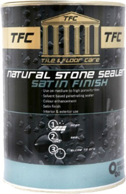 TFC Natural Stone Sealer Satin